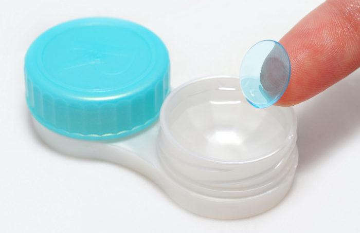 Как ухаживать за контактными линзами? фото