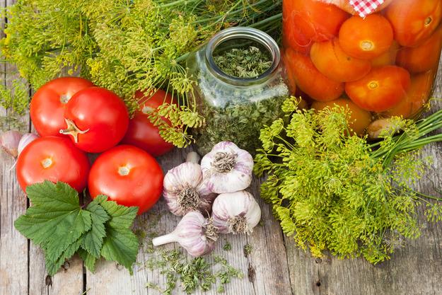 Как консервировать помидоры? фото