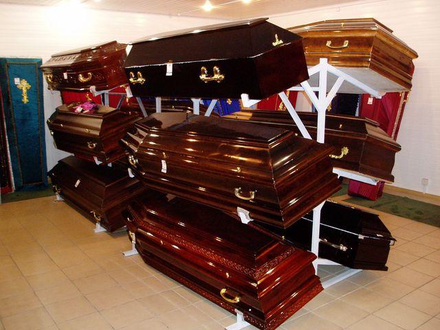 Как выбрать гроб? фото
