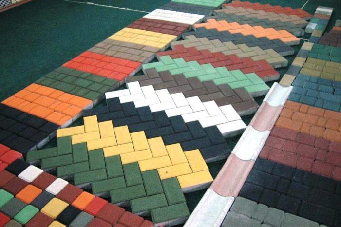 Как выбрать тротуарную плитку? фото