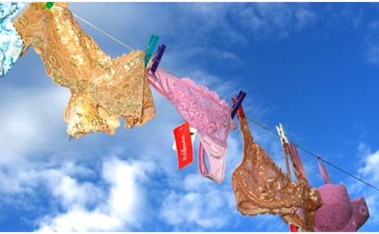 Можно ли стирать трусы в стиральной машине? фото