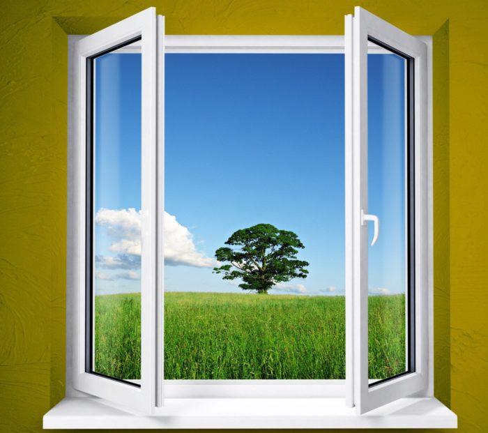 Как правильно ухаживать за окнами ПВХ? фото