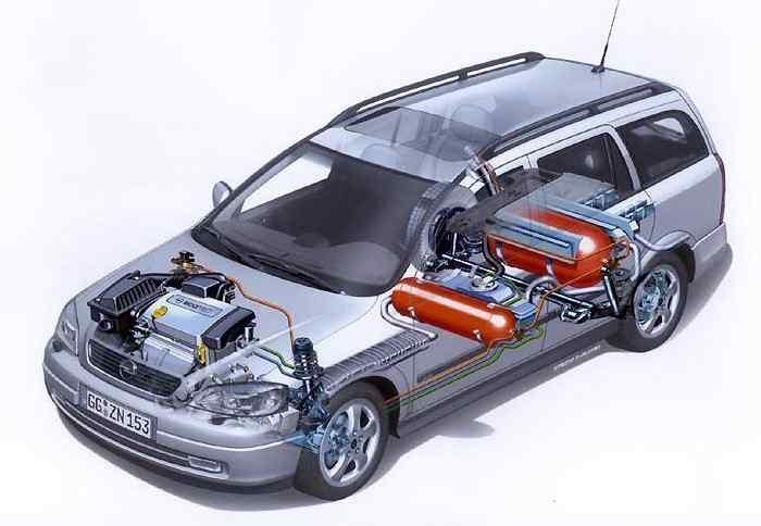 Газ на автомобиль, ГБО   реальная экономия? фото