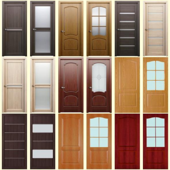 Межкомнатные двери   основные виды и их дизайн фото