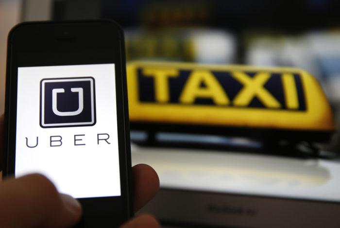 Как стать водителем Uber? фото
