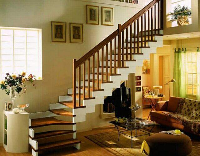 Из какого материала выбрать лестницу для дома? фото