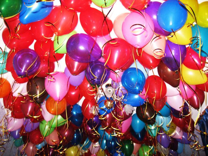 Как правильно выбрать воздушные шары для праздника? фото