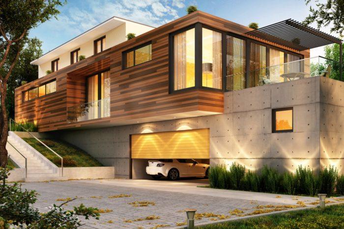В чем преимущества быстровозводимых домов? фото
