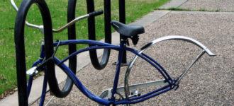Как открыть замок от велосипеда без ключа? фото
