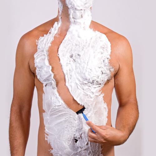 Можно ли брить лобок мужчинам? фото