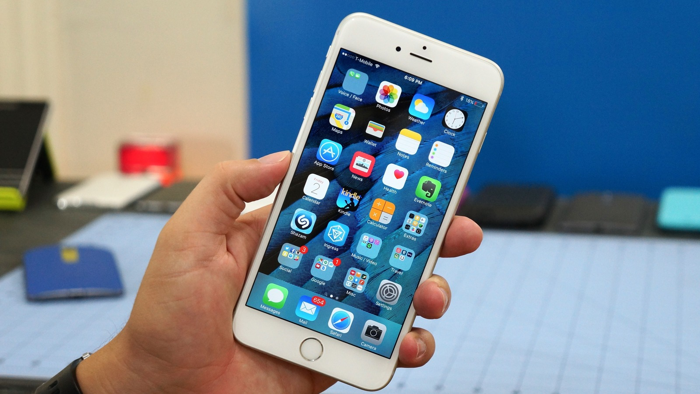 Как привыкнуть к большому экрану смартфона? фото