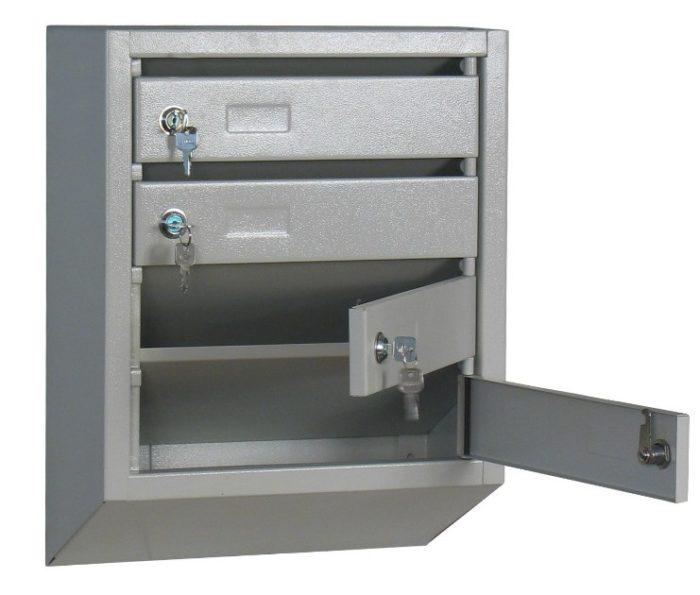 Как открыть почтовый замок без ключа? фото
