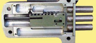 Как открыть реечный замок без ключа? фото
