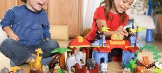 Как выбрать игрушку для ребенка 5 лет?