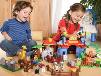 Как выбрать игрушку для ребенка 5 лет? фото