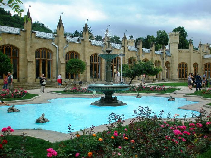 Чем хороши санатории Кавказских Минеральных Вод? фото