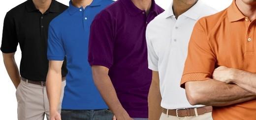 С чем носить мужскую рубашку поло? фото