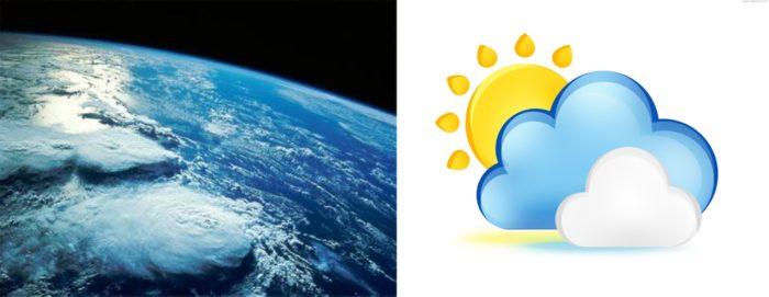 Как предсказывают погоду? фото