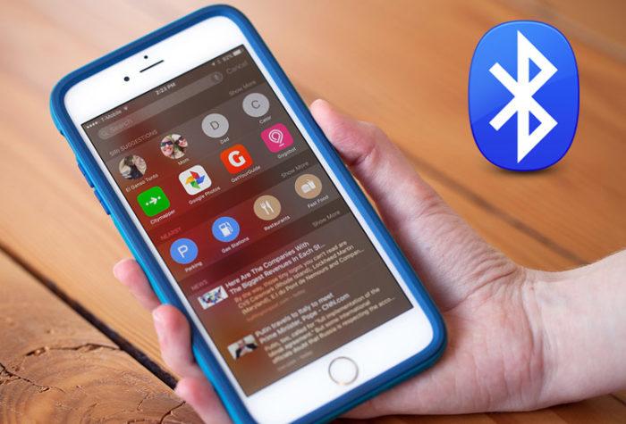 Почему в iPhone 7 не работает Bluetooth? - фото