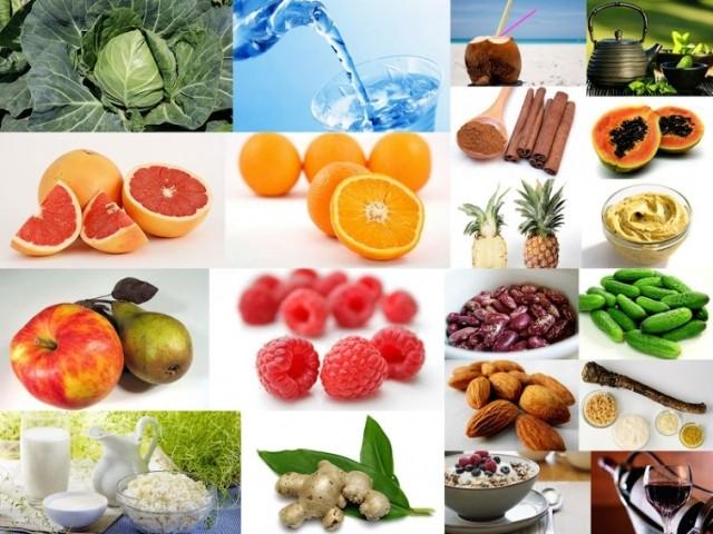 Какие продукты помогают похудеть? фото