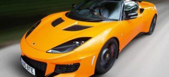 Чем хорош новый Lotus Evora 400?