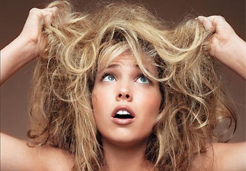 Как ухаживать за поврежденными волосами? фото