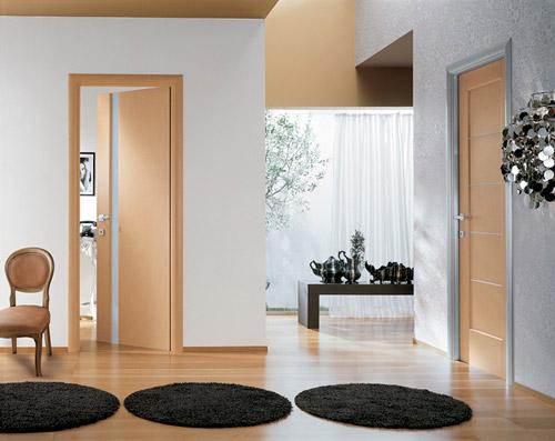 Как выбрать цвет межкомнатных дверей? фото
