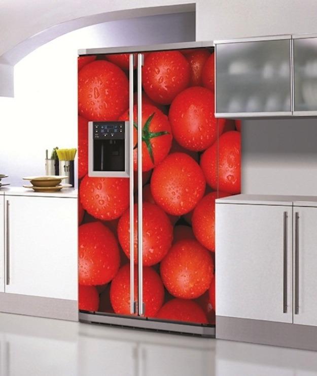 Как украсить холодильник своими руками? фото