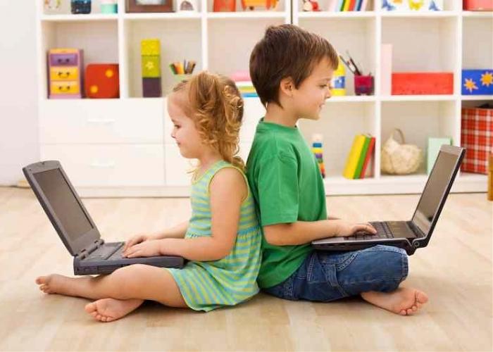 В какие компьютерные игры можно играть ребенку? фото