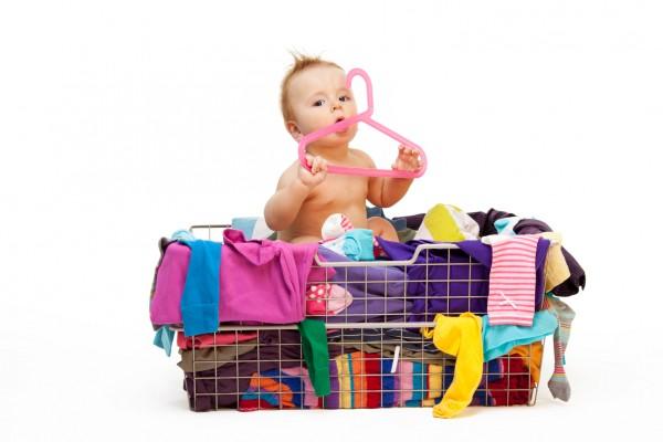Как цвет одежды влияет на развитие ребенка? фото