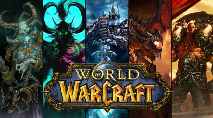 Кем лучше играть в World of Warcraft? фото