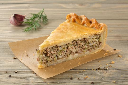 Как приготовить пирог с мясом и капустой? фото