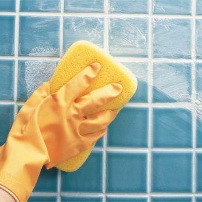 Как отмыть плитку после ремонта? фото