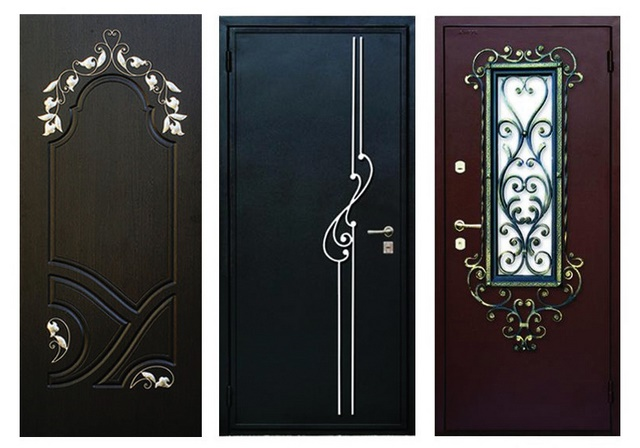 Какие металлические входные двери лучше? фото