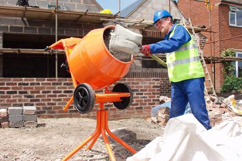 Как выбрать бетоносмеситель? фото
