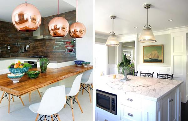 Как выбрать светильники для кухни? фото