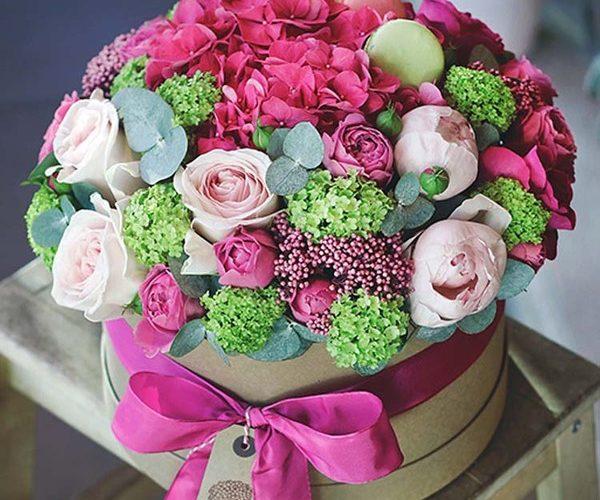 Как выбрать цветы девушке? фото
