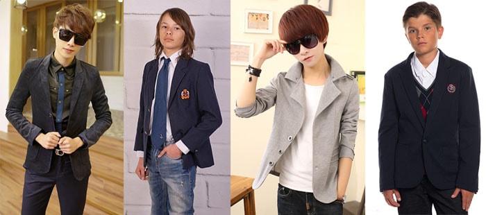 Пиджак для подростка фото