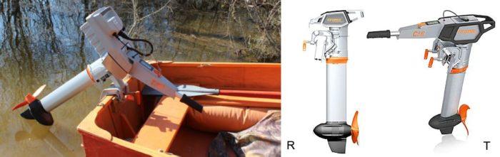 Как выбрать электромотор для лодки? фото