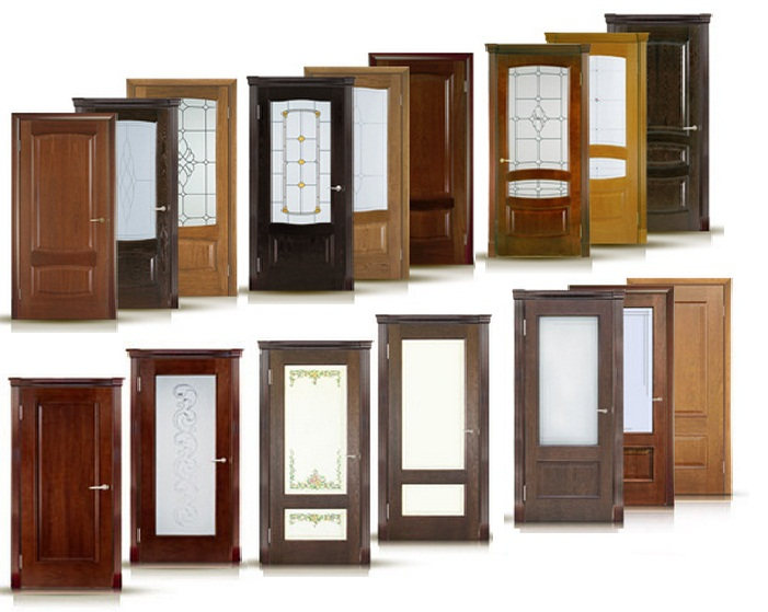 Межкомнатные двери: из какого материала выбрать? фото