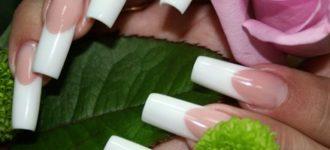 Как нарастить ногти гель лаком?