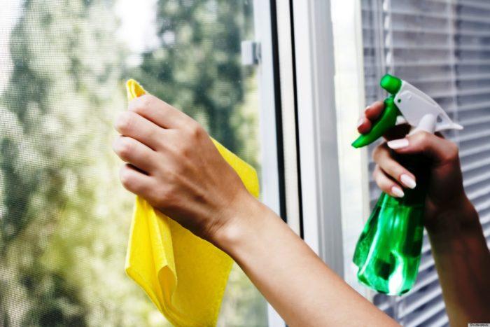 Как правильно ухаживать за пластиковыми окнами? фото