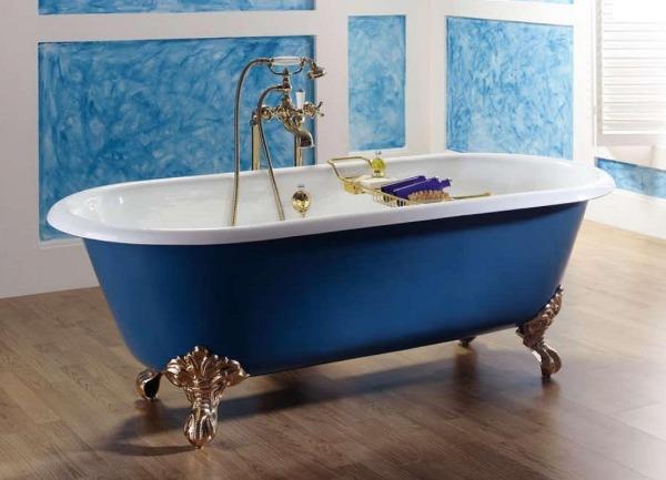 Какая ванна лучше: чугунная, стальная или акриловая? фото