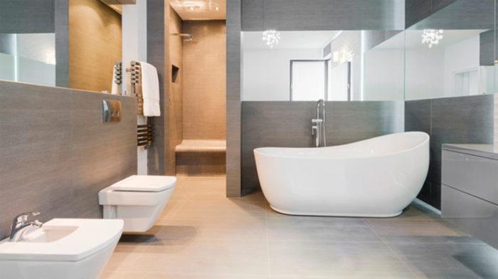 Как сделать ванную в современном стиле? фото