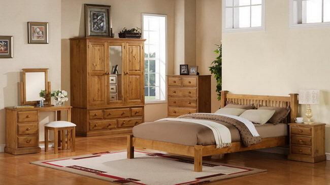 Как ухаживать за мебелью из массива дерева? фото