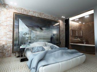 stil-loft-v-interere-spalni