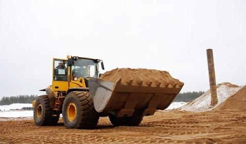 Где применяется речной песок? фото
