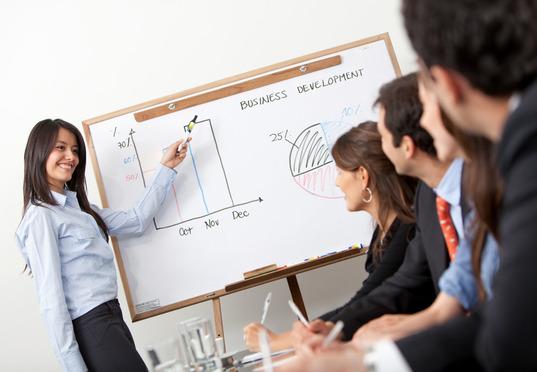 Как сделать продающую презентацию? фото