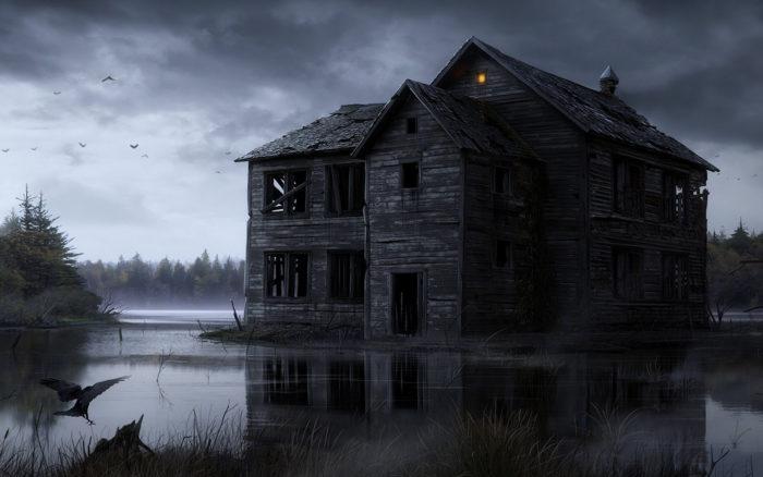 ТОП 5 мистических отелей России фото