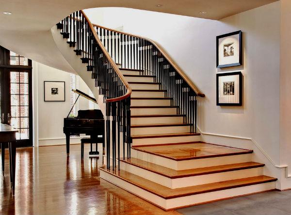 Как рассчитать лестницу в доме? фото